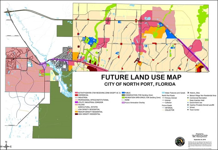 future land use map